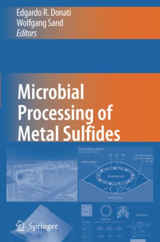 9789048174027: Microbial Processing of Metal Sulfides