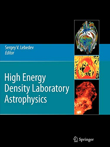 High Energy Density Laboratory Astrophysics