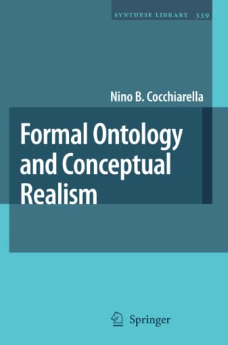 9789048175659: Formal Ontology and Conceptual Realism (Synthese Library)