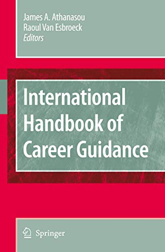 9789048175765: International Handbook of Career Guidance