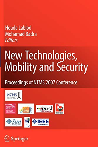 9789048175918: New Technologies, Mobility and Security