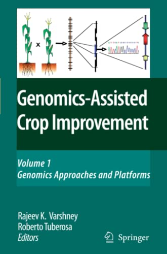 9789048175994: Genomics-Assisted Crop Improvement: Vol 1: Genomics Approaches and Platforms