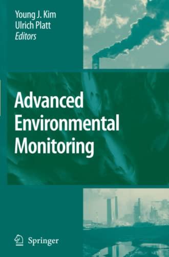 9789048176151: Advanced Environmental Monitoring