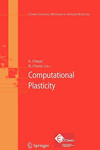 9789048176724: Computational Plasticity (Computational Methods in Applied Sciences)