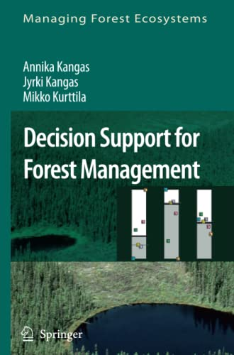 9789048177271: Decision Support for Forest Management (Managing Forest Ecosystems)