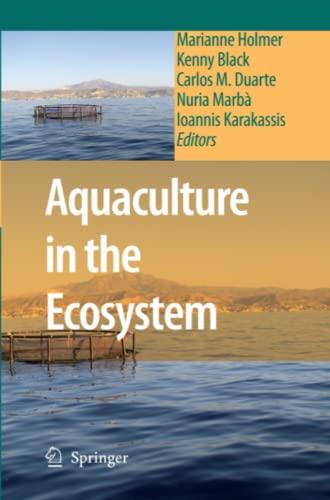Aquaculture in the Ecosystem (Paperback)