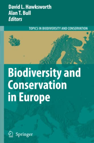 9789048177431: Biodiversity and Conservation in Europe (Topics in Biodiversity and Conservation)