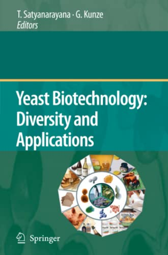 9789048178339: Yeast Biotechnology: Diversity and Applications