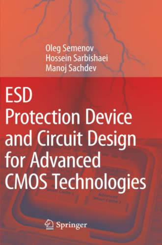 9789048178360: ESD Protection Device and Circuit Design for Advanced CMOS Technologies