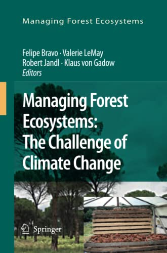 9789048178506: Managing Forest Ecosystems: The Challenge of Climate Change