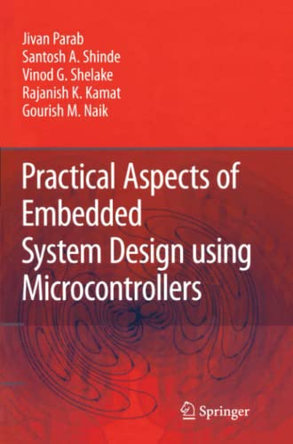 9789048178650: Practical Aspects of Embedded System Design using Microcontrollers