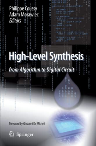 9789048179237: High-Level Synthesis: from Algorithm to Digital Circuit