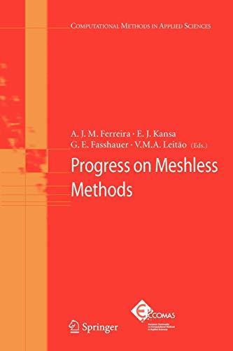 Progress on Meshless Methods (Computational Methods in Applied Sciences): Springer