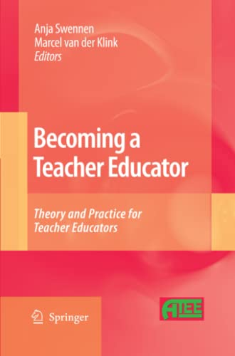 9789048180141: Becoming a Teacher Educator: Theory and Practice for Teacher Educators