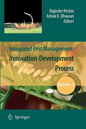 Integrated Pest Management: Volume 1: Innovation-Development Process: Springer