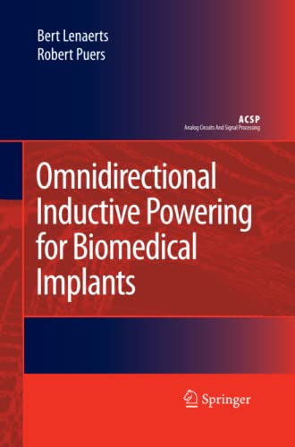 9789048180622: Omnidirectional Inductive Powering for Biomedical Implants (Analog Circuits and Signal Processing)