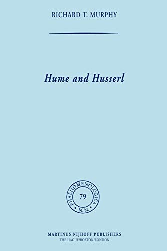 9789048182589: Hume and Husserl: Towards Radical Subjectivism (Phaenomenologica)