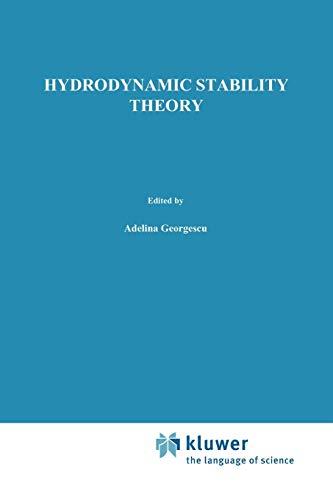 9789048182893: Hydrodynamic stability theory (Mechanics: Analysis)