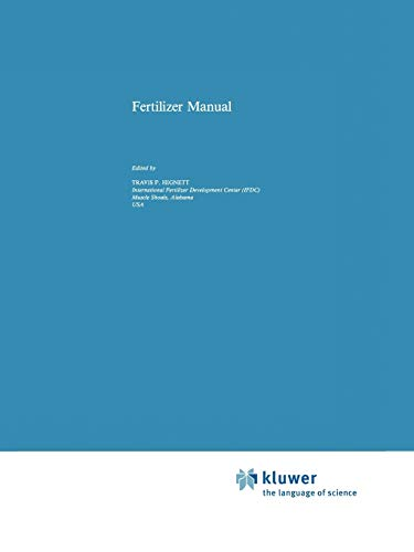 9789048182909: Fertilizer Manual (Developments in Plant and Soil Sciences) (Volume 15)