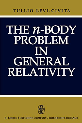 9789048183364: The n-Body Problem in General Relativity