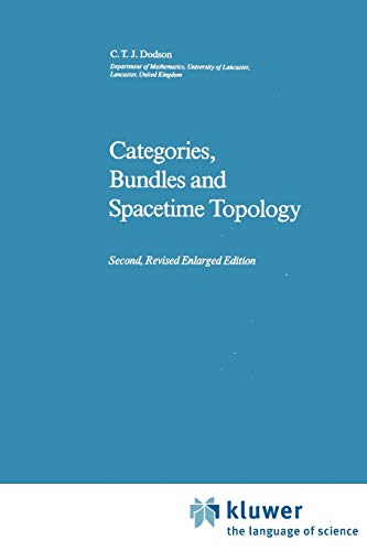 9789048184521: Categories, Bundles and Spacetime Topology (Mathematics and Its Applications (closed))