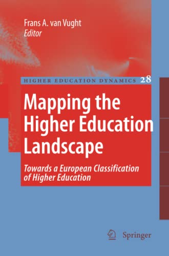 Mapping the Higher Education Landscape: Towards a European Classification of Higher Education (...