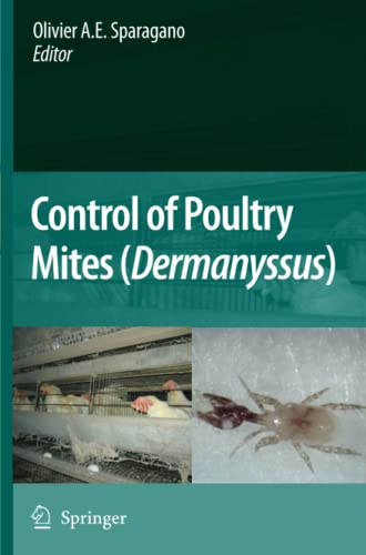 9789048185085: Control of Poultry Mites (Dermanyssus)