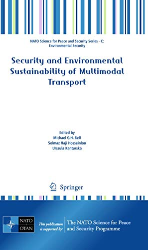 Security and Environmental Sustainability of Multimodal Transport: Michael Bell