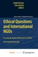 9789048185931: Ethical Questions and International Ngos
