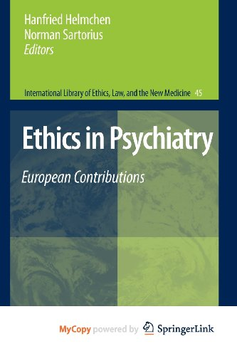 9789048187263: Ethics in Psychiatry