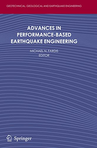 9789048187454: Advances in Performance-Based Earthquake Engineering (Geotechnical, Geological and Earthquake Engineering)