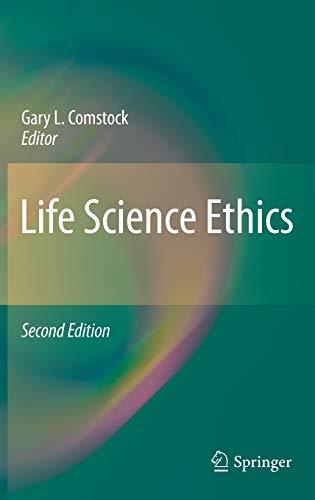 9789048187911: Life Science Ethics