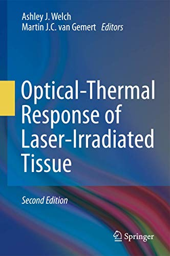 9789048188307: Optical-Thermal Response of Laser-Irradiated Tissue