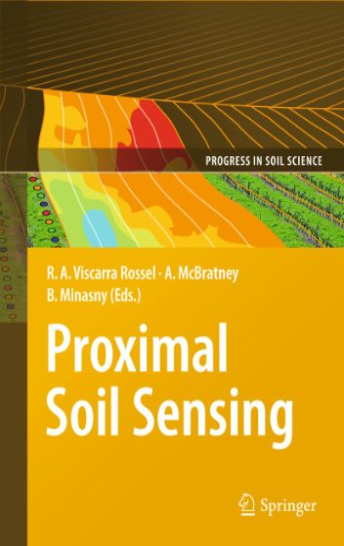 Proximal Soil Sensing: Raphael A. Viscarra Rossel
