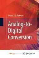 9789048188895: Analog-To-Digital Conversion