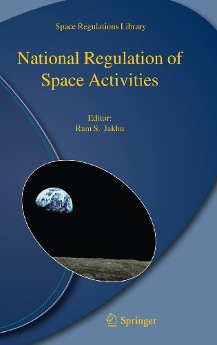 National Regulation of Space Activities (Hardback)