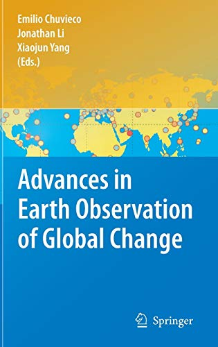 9789048190843: Advances in Earth Observation of Global Change