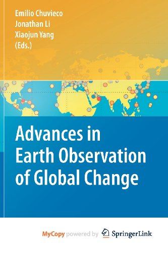 9789048190867: Advances in Earth Observation of Global Change