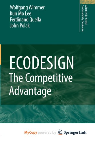 9789048191284: ECODESIGN -- The Competitive Advantage