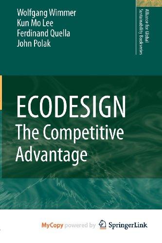 9789048191284: ECODESIGN -- The Competitive Advantage
