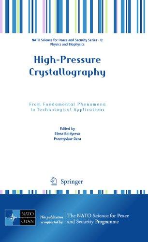 High-Pressure Crystallography: Elena Boldyreva
