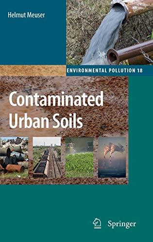 9789048193271: Contaminated Urban Soils (Environmental Pollution)