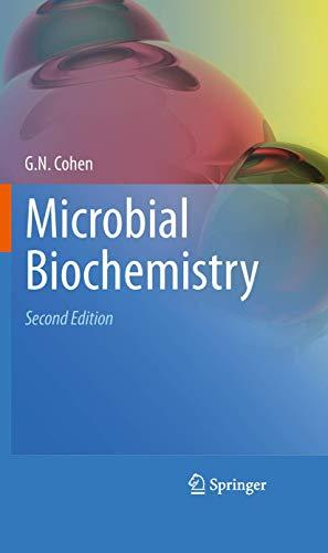 9789048194360: Microbial Biochemistry