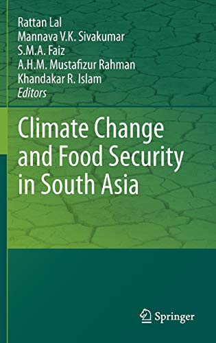 9789048195152: Climate Change and Food Security in South Asia