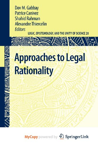 9789048195893: Approaches to Legal Rationality