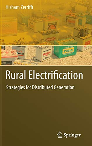 9789048195930: Rural Electrification: Strategies for Distributed Generation