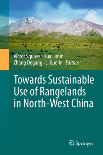 9789048196210: Towards Sustainable Use of Rangelands in North-West China