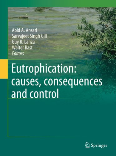 Eutrophication: Causes, Consequences and Control (Hardback)