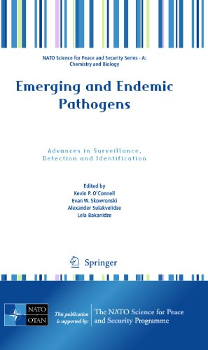 9789048196364: Emerging and Endemic Pathogens: Advances in Surveillance, Detection and Identification (NATO Science for Peace and Security Series A: Chemistry and Biology)
