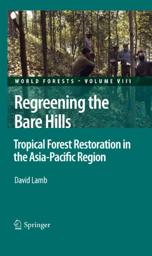 Regreening the Bare Hills: Tropical Forest Restoration in the Asia-Pacific Region (Hardback): David...